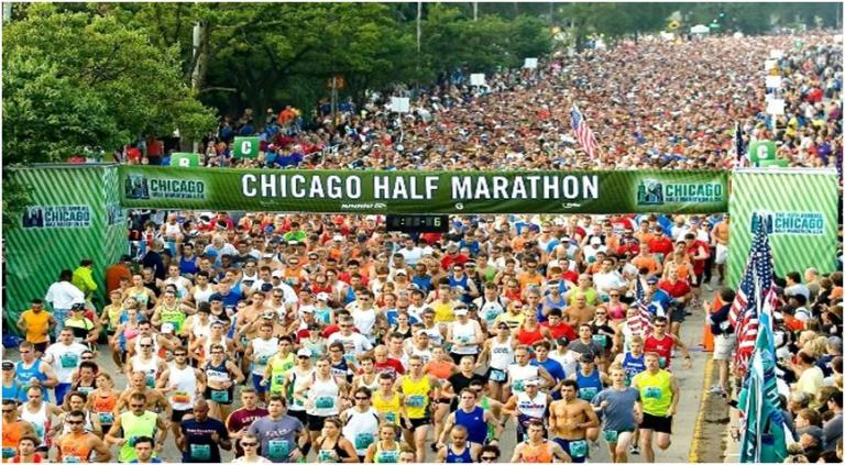 Chicago-Half-Marathon